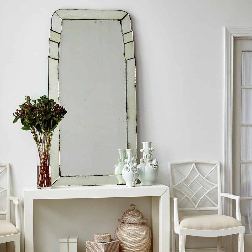 bungalow 5 monarch mirror antique mirror styled