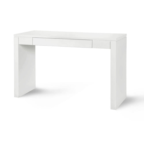 bungalow 5 odom console table white