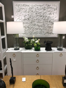 bungalow 5 pavel cabinet white storage dining room