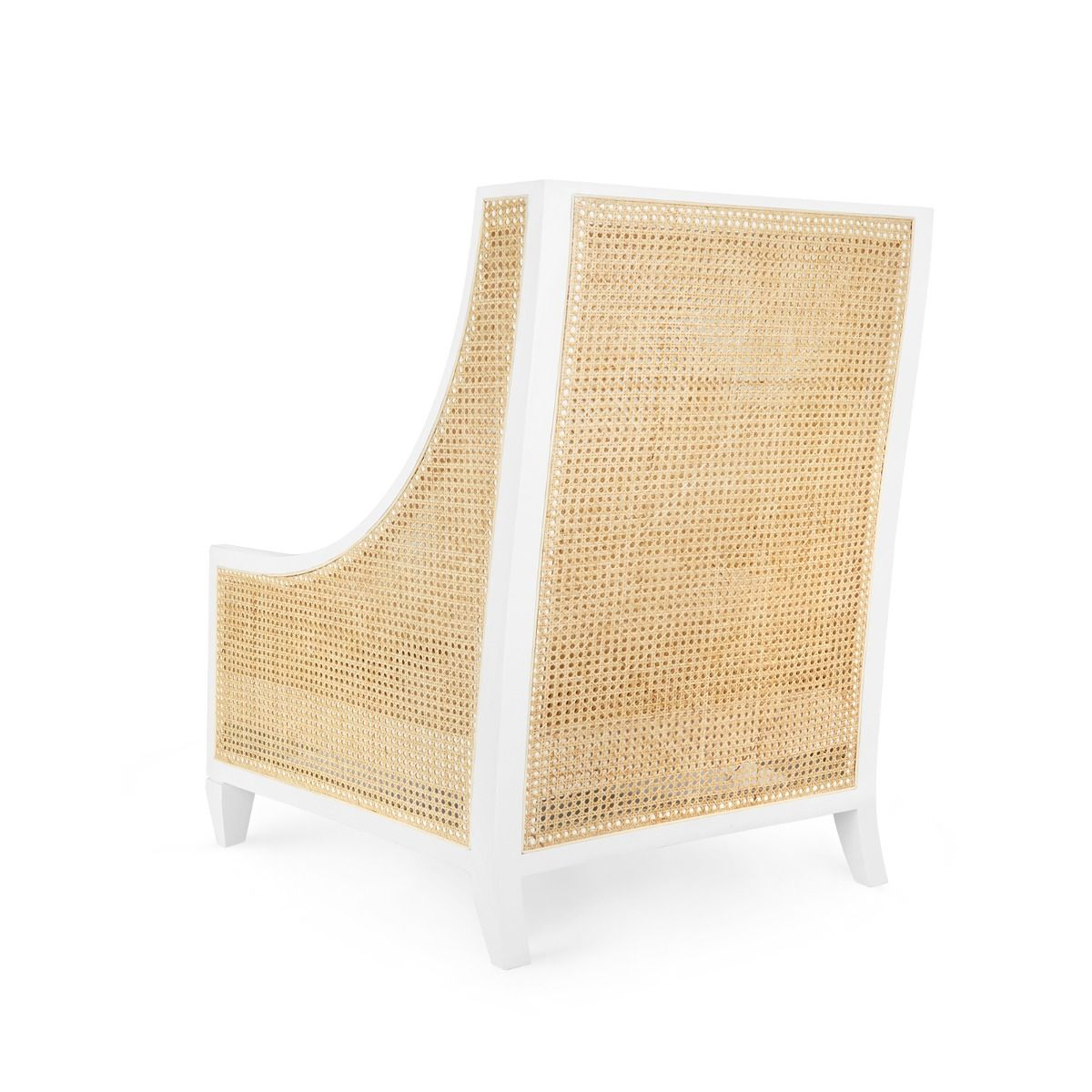 bungalow 5 raleigh armchair white back