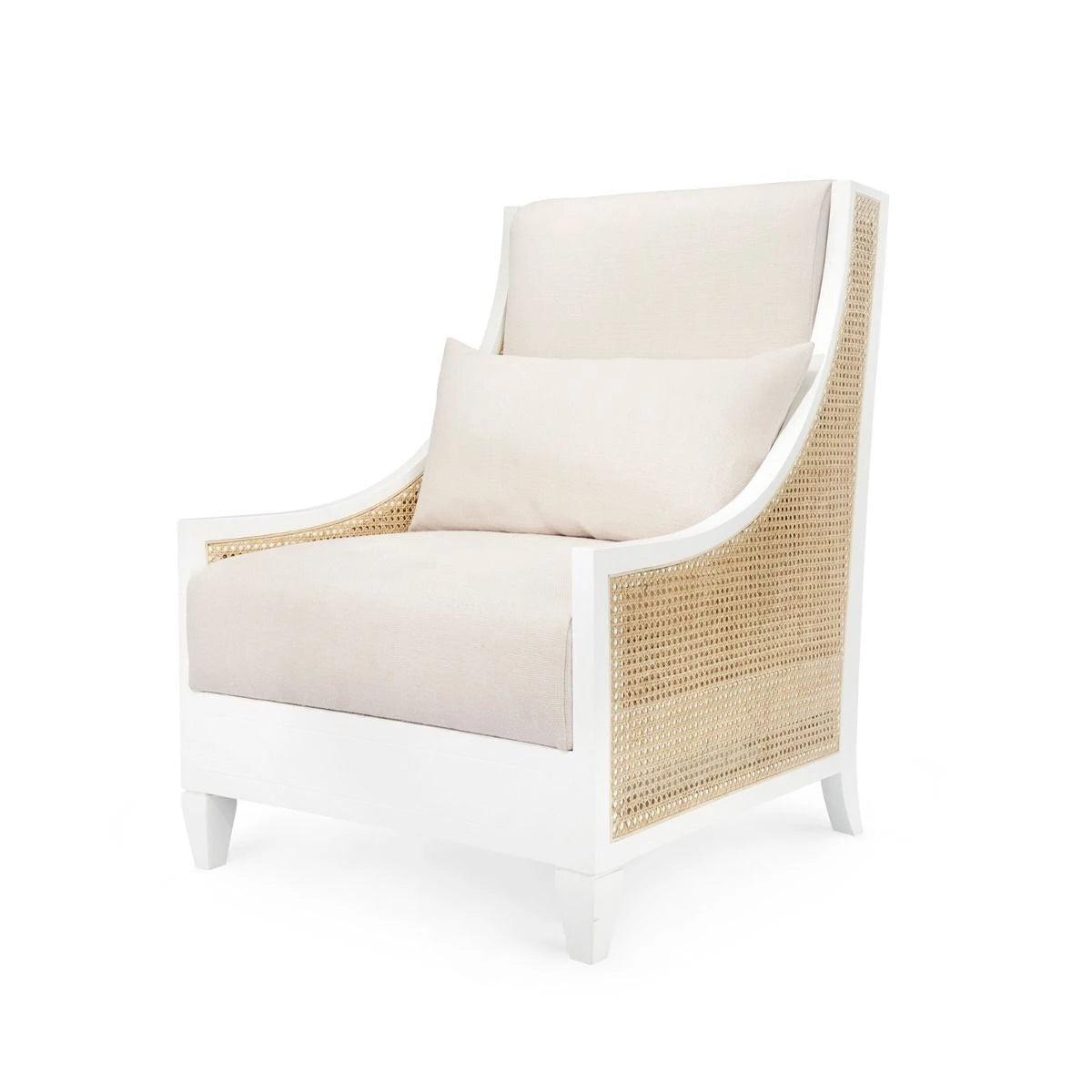 bungalow 5 raleigh armchair white