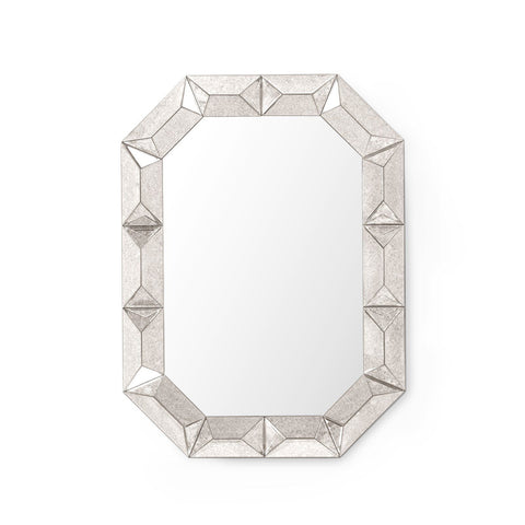bungalow 5 romano mirror white