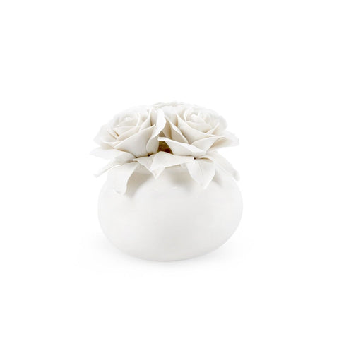 bungalow 5 rose bouquet white