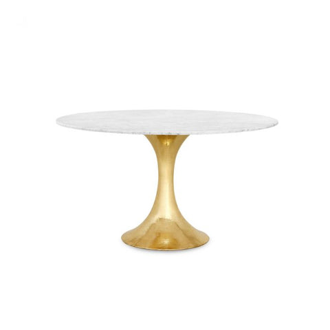 bungalow 5 stockholm dining table brass