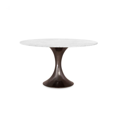 bungalow 5 stockholm dining table bronze