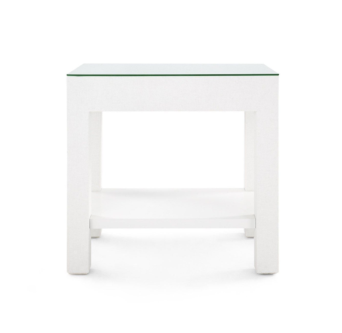 made goods valentina 1 drawer side table white back