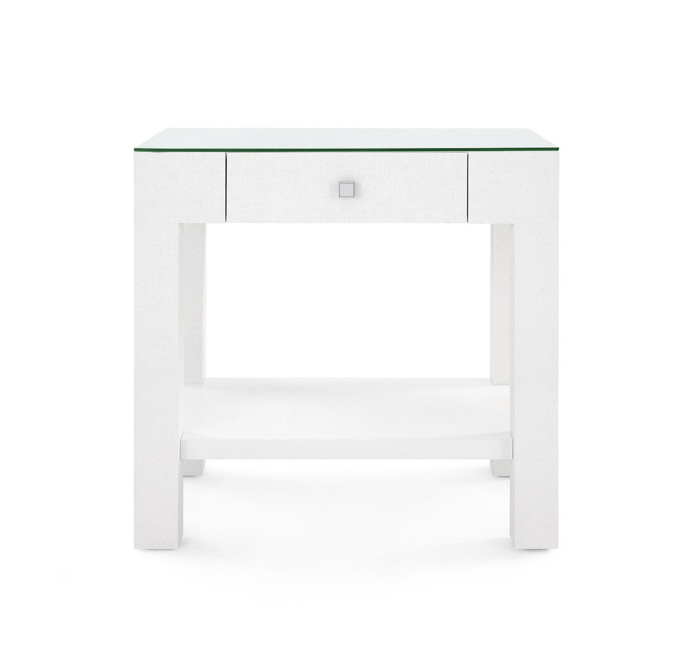 made goods valentina 1 drawer side table white