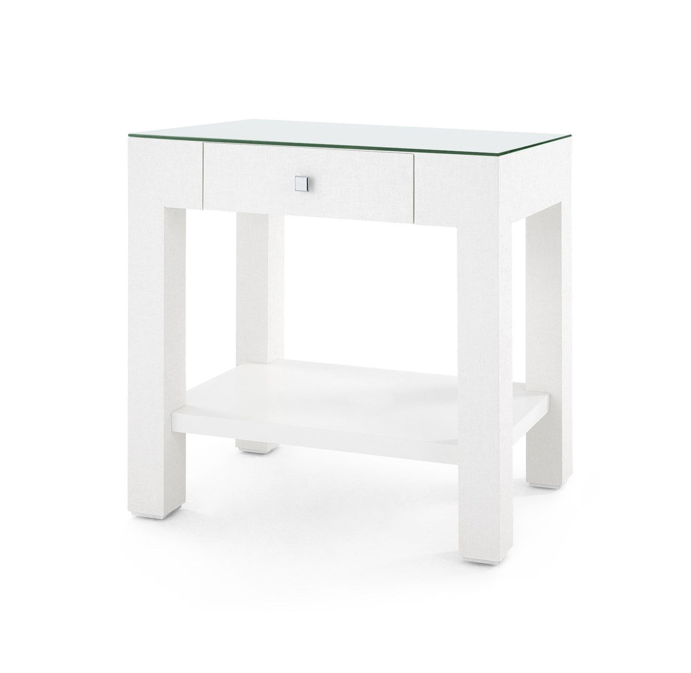made goods valentina 1 drawer side table white angle