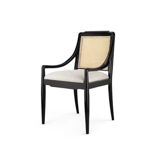 bungalow 5 veronika armchair black