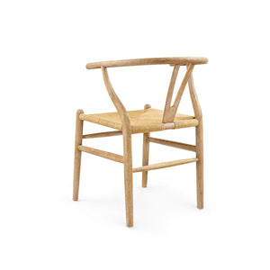 bungalow 5 oslo chair natural back wood