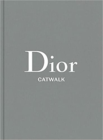 catwalk dior book