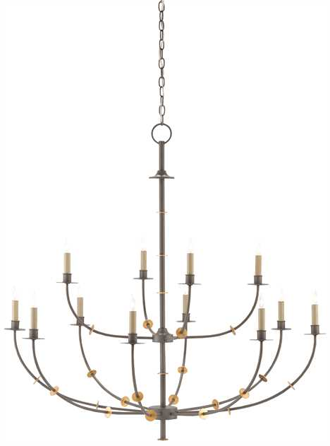 currey and company balladier chandelier