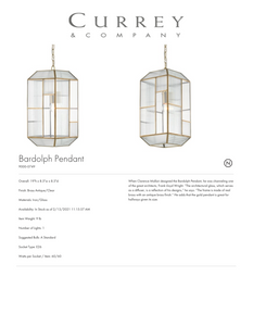 currey and company bardolph pendant tearsheet