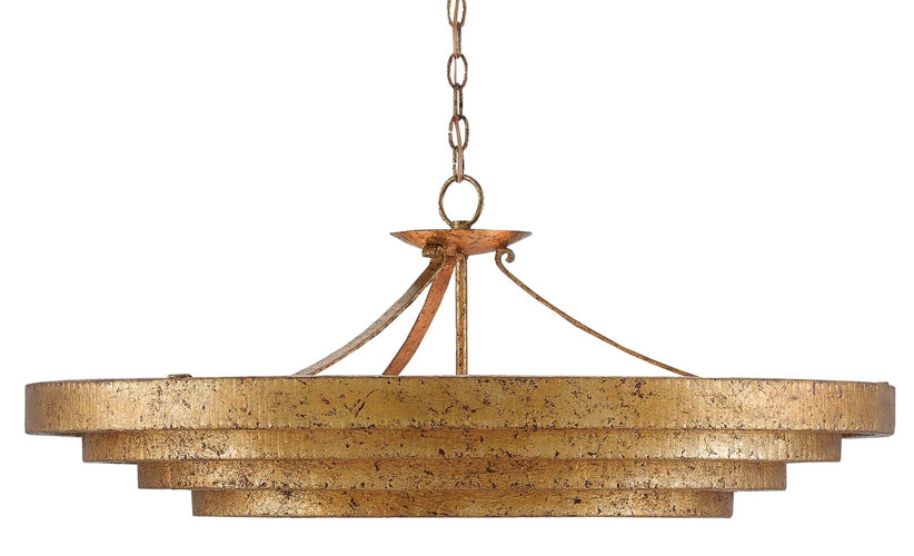 currey and company belle chandelier lighting gold contemporary
