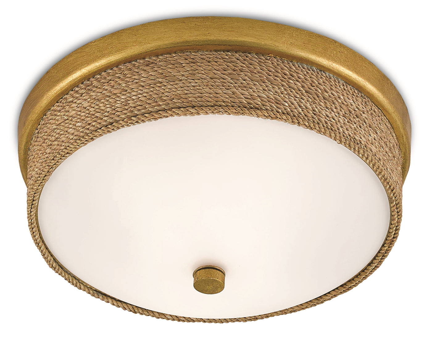 currey and co hopkins flush mount bottom