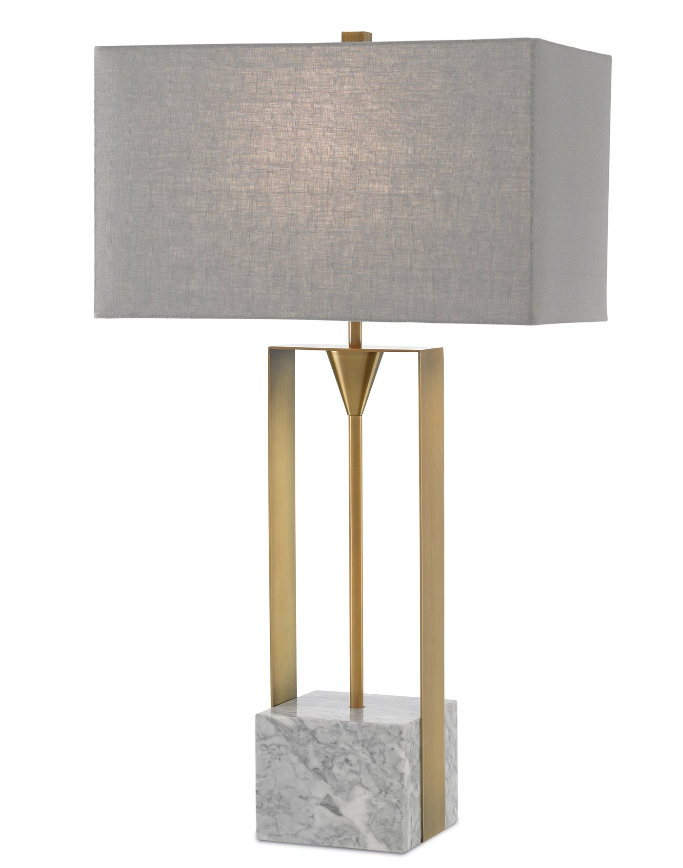 currey and company imperium table lamp angle
