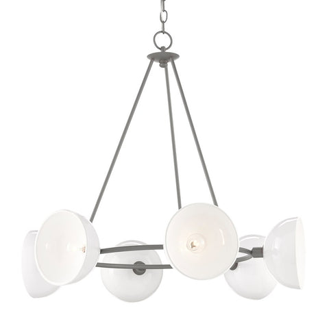 currey and company soba chandelier