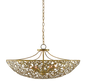 Confetti Bowl Chandelier