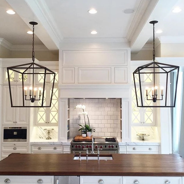 currey and company denison lantern pendant kitchen lighting