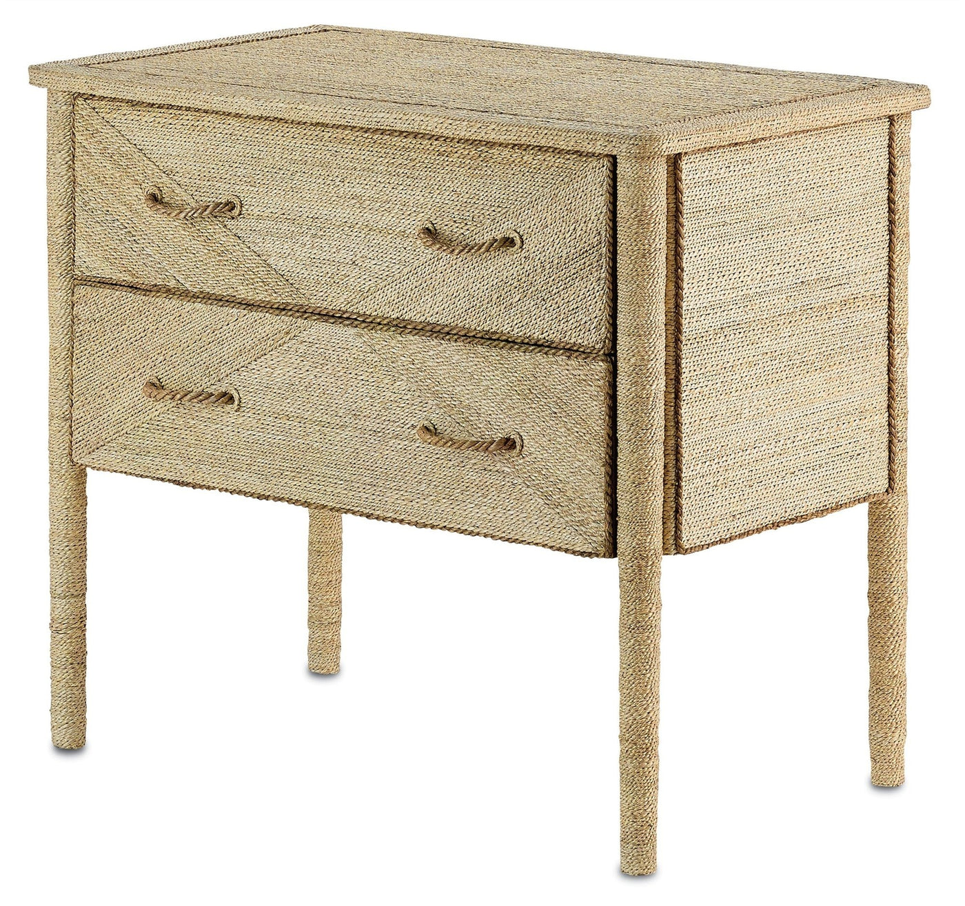 kaipo two drawer chest currey and company