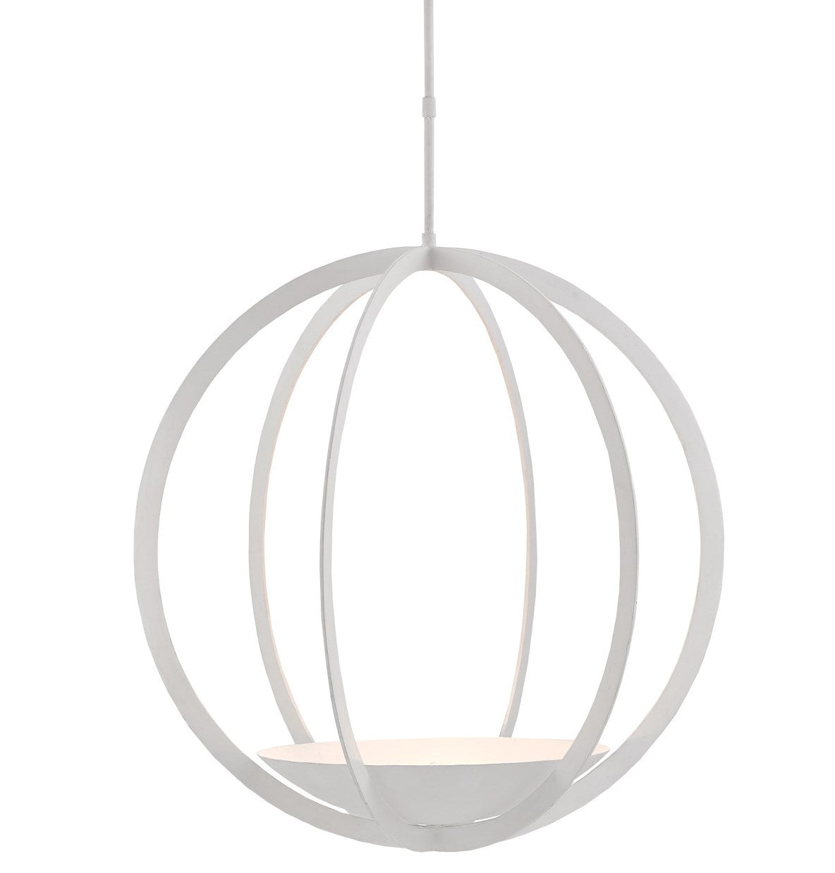 Currey And Company Orb Chandelier: Currey And Company Moondance Orb Chandelier