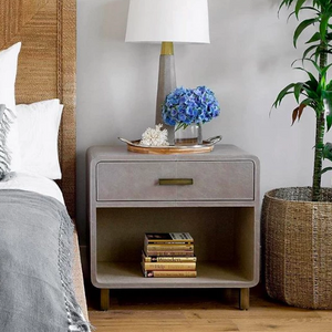 made goods dante double nightstand storm gray