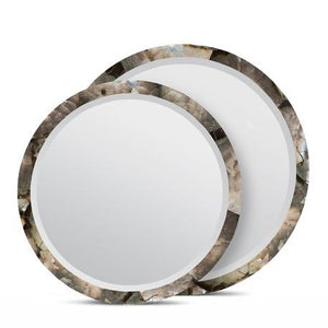 made goods albert mirror silver mother of pearl round polished frame large mirrors decorative mirrors decorate mirrors unique mirrors