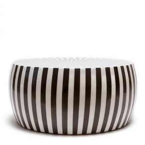 made goods janson striped coffee table black and white indoor outdoor modern coffee table round coffee table living room coffee table white coffee table black coffee table unique coffee table round coffee tables