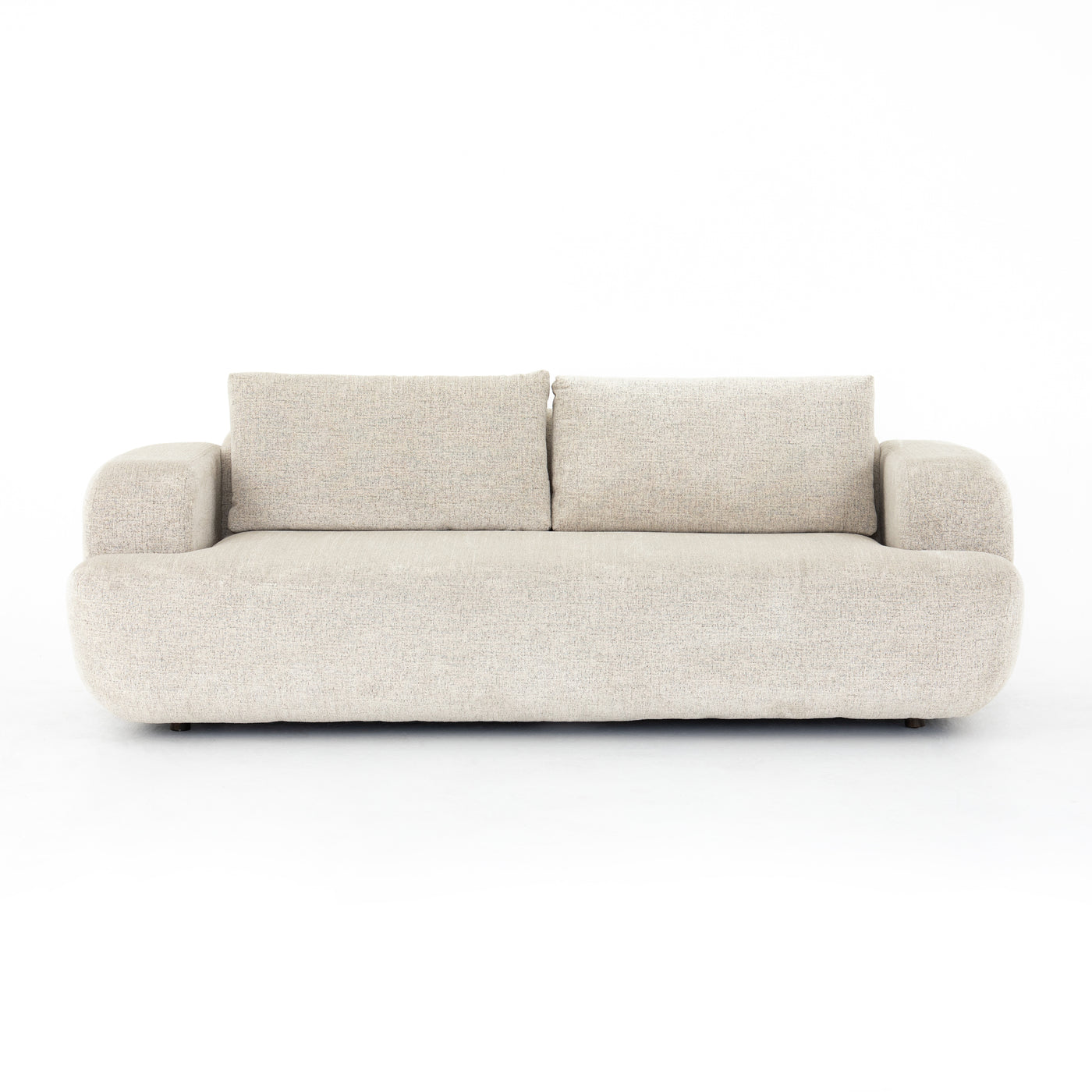 four hands benito sofa front