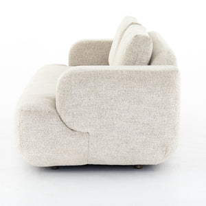four hands benito sofa side