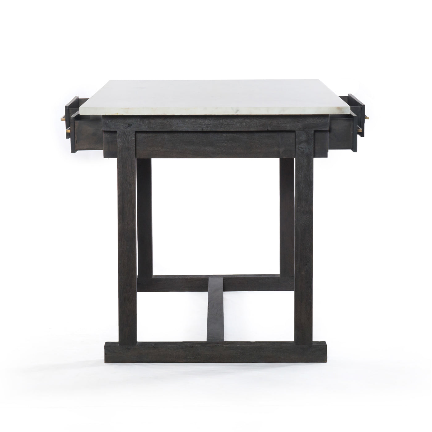 four hands cayson counter table side