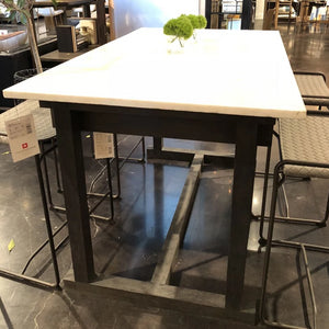 four hands cayson counter table