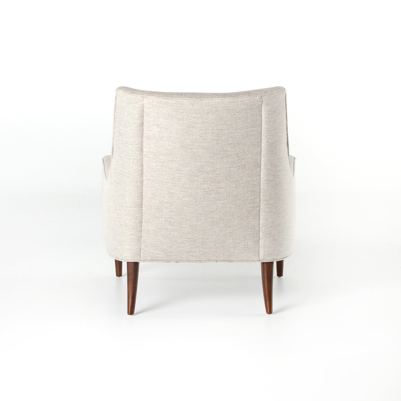 four hands danya chair noble platinum back