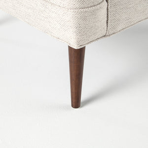 four hands danya chair noble platinum legs