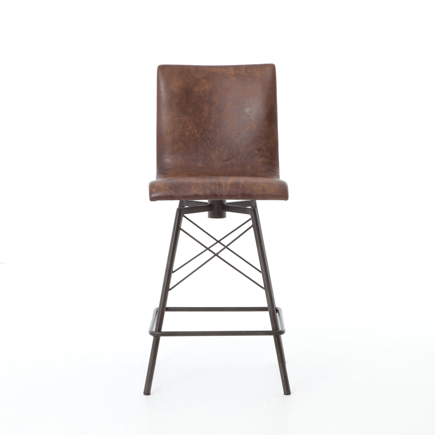 four hands draw counter stool