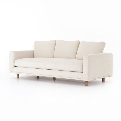 four hands dome sofa bonnell ivory angle