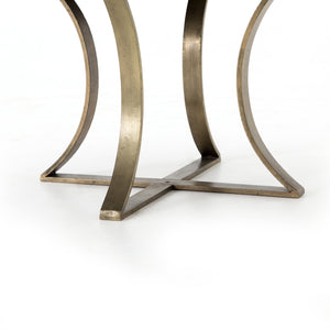 four hands gage dining table legs