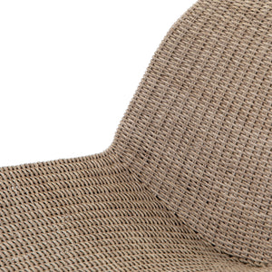 four hands portia outdoor chair seat
