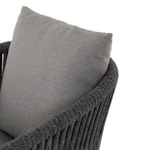 four hands porto counter stool charcoal pillow