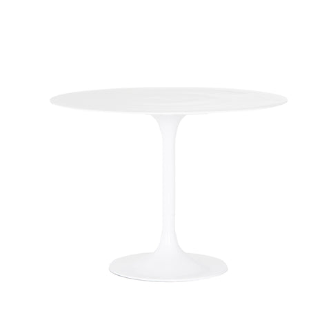 for hands simone bistro table white cast aluminum