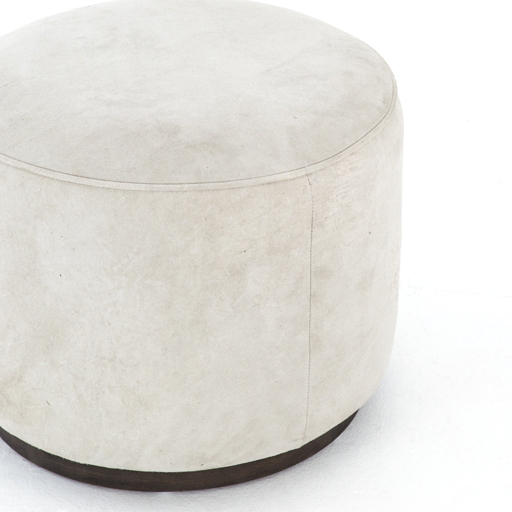 four hands sinclair ottoman whistler oyster side details