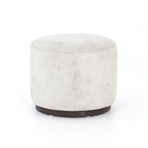 four hands sinclair ottoman whistler oyster