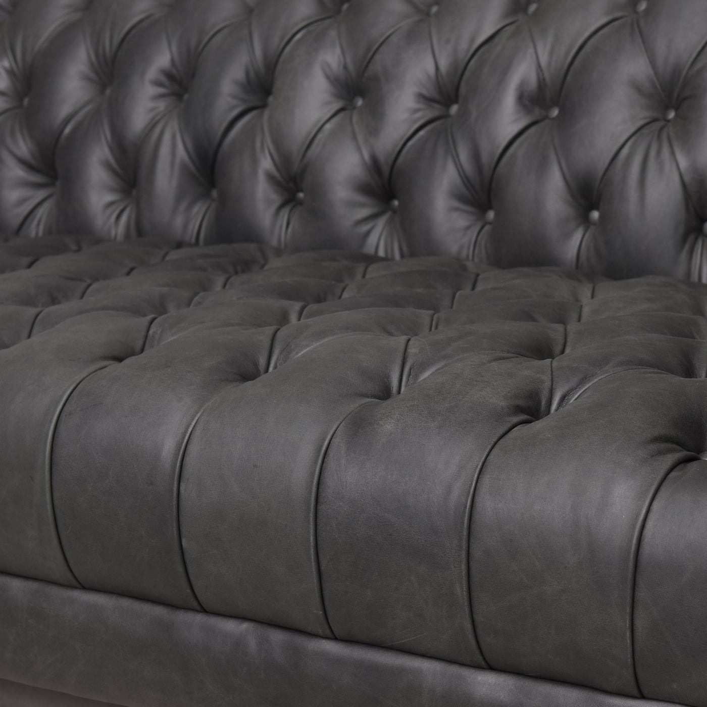 four hands williams sofa black detail