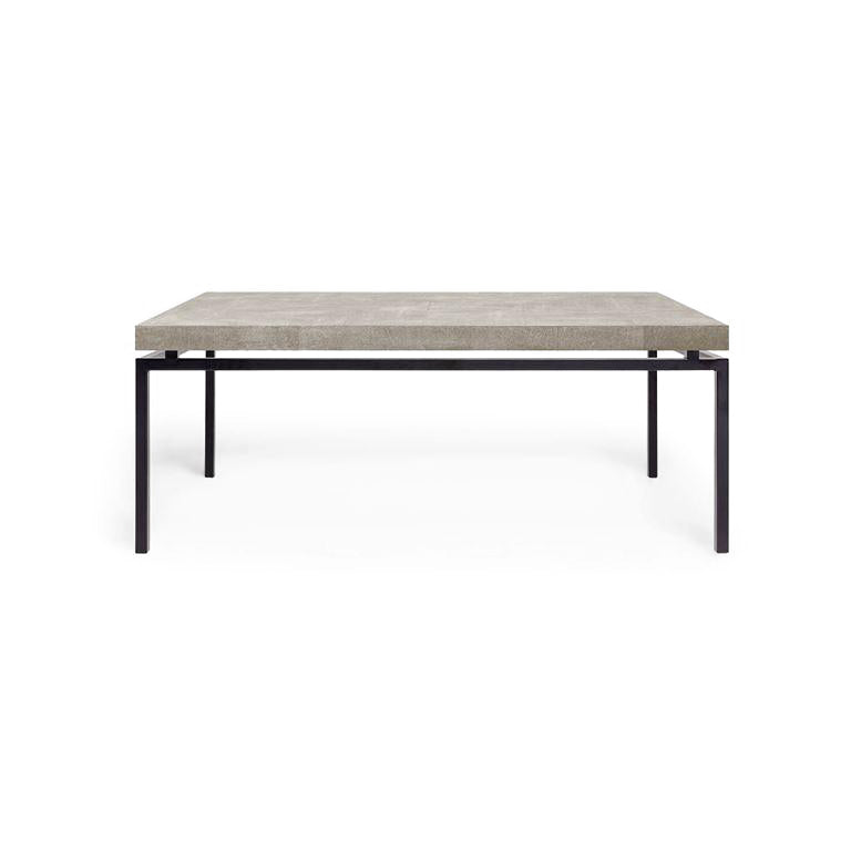 made goods benjamin coffee table black and sand