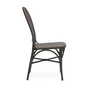 Made Goods Donovan Side Chair Brown side