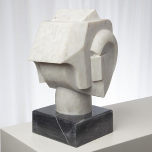 global views abstract bust angle