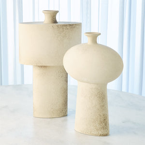 global views folk vase set styled