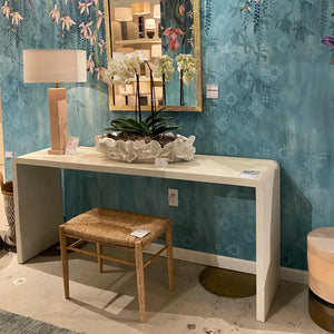 made goods Harlow 72 ivory console