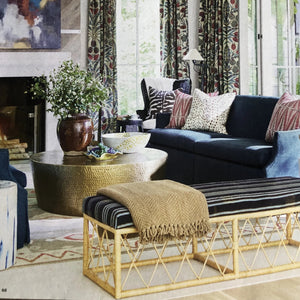 house beautiful magazine Izmir coffee table