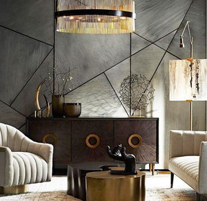 arteriors home hozier chandelier interior view market